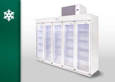 Expositor 5 Portas 2.700 Litros – Congelados