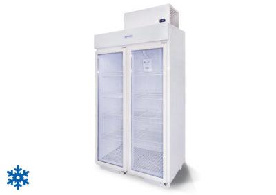 Expositor 2 Portas 1.020 Litros – Congelados