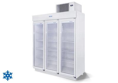 Expositor 3 Portas 1.590 Litros – Congelados