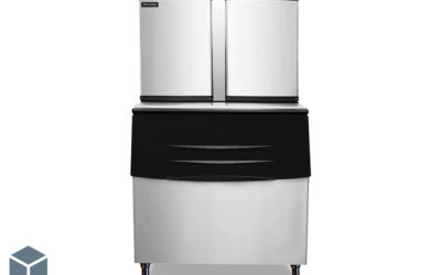 Máquina de Gelo em Cubos – EVOLUTION ZG 680C