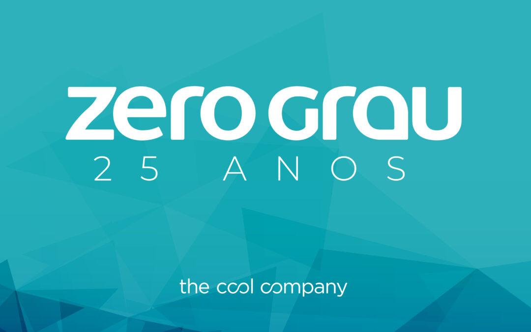 Zero Grau Completa 25 Anos