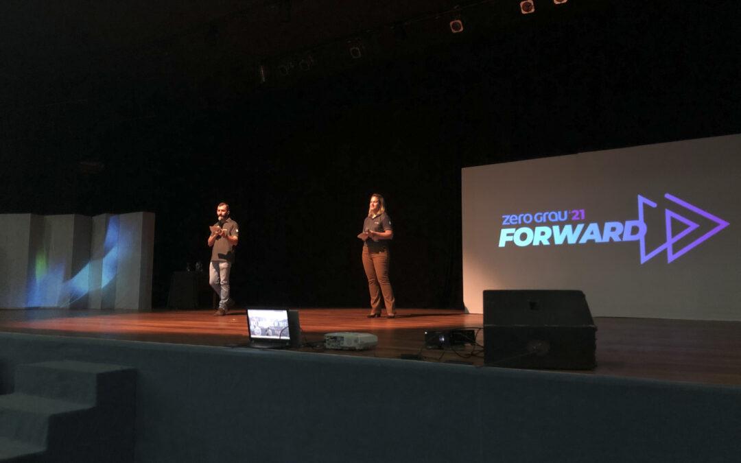 Zero Grau realiza o Forward'21 – Evento interno de planejamento estratégico