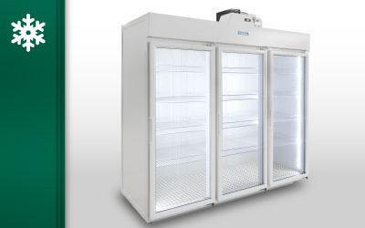 Expositor Modular para Congelados – 3 Portas