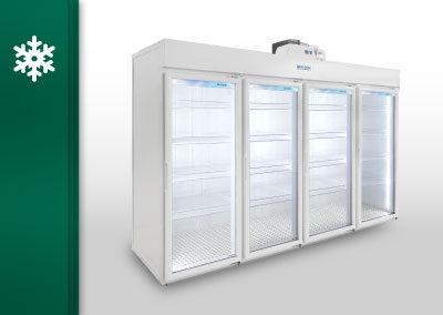 Expositor Modular para Congelados – 4 Portas