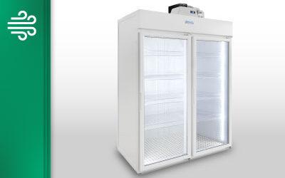 Expositor Modular para Resfriados – 2 Portas