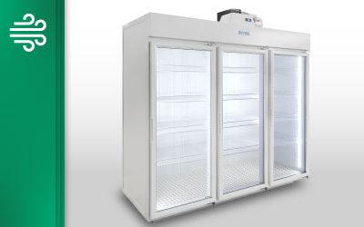 Expositor Modular para Resfriados – 3 Portas