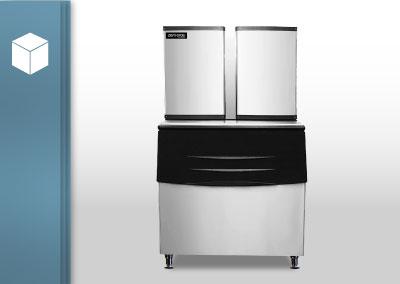 Máquina de Gelo em Cubos – EVOLUTION ZG 900C